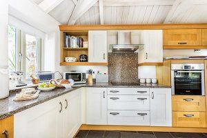 Old Pear Tree Barn Kitchen