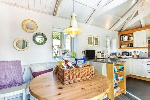 Old Pear Tree Barn Kitchen Dining Area
