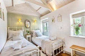 Old Pear Tree Barn Twin Bedroom