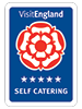 Visit England 5 Star Self Catering Award